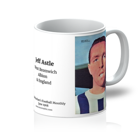 1968-06 Jeff Astle, WBA, Jun 68 Mug