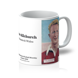1955-10 Ivor Allchurch, Swansea, Oct 55 Mug
