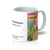 1962-01 Bert Trautmann, Manchester City, Jan 1962 Mug