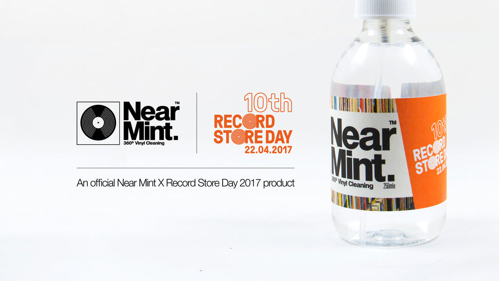 Near Mint X Record Store Day 2017 Official Release