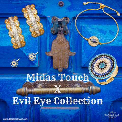 Midas Touch X Evil Eye Collection