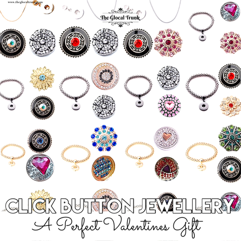 Click Button Jewellery - A Perfect Valentines Gift