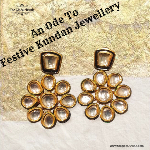 An Ode to Festive Kundan Jewellery!