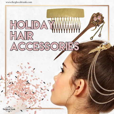 Holiday Hair Accessories