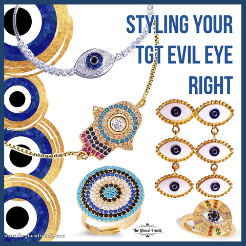 Buy The Glocal Trunk Evil Eye Collection Online
