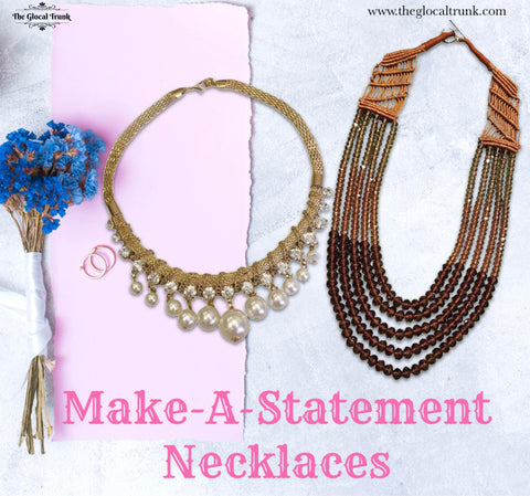 Make-A-Statement Necklaces
