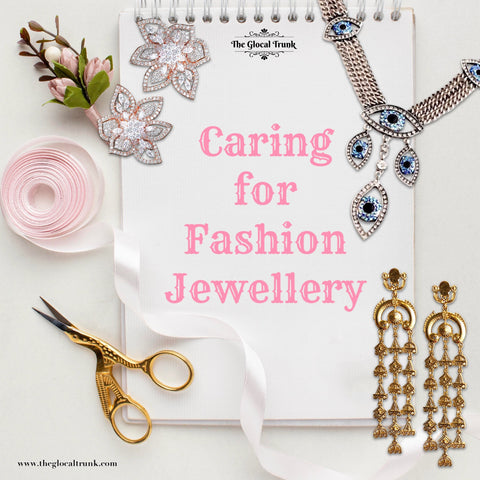 Caring for Fashion Jewellery