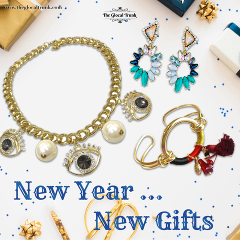New Year - New Gifts