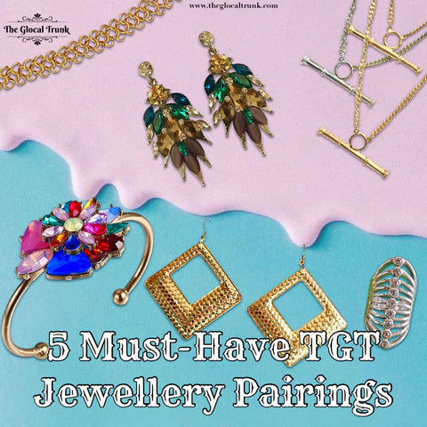 5 Must-Have TGT Jewellery Pairings
