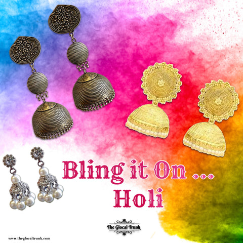 Bling it on...Holi