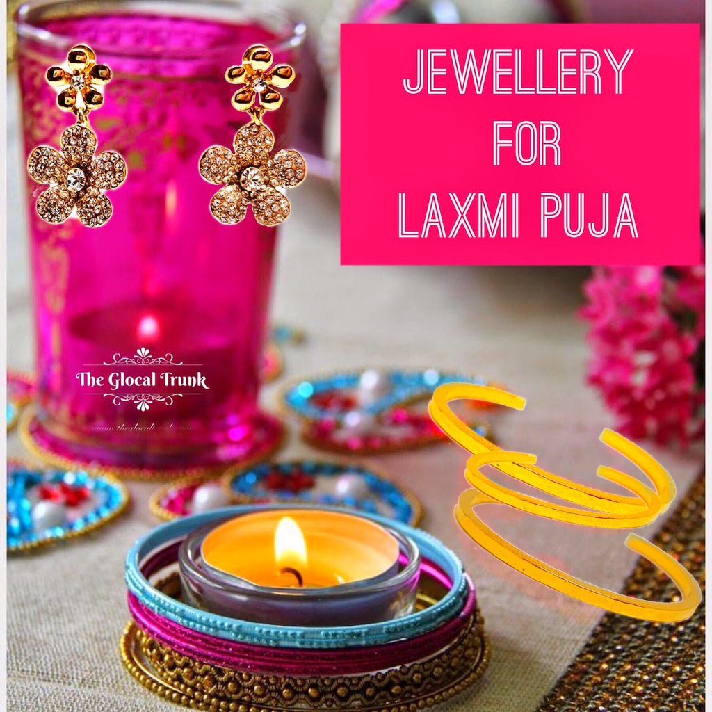Dress Like The Goddess Herself, This Lakshmi Puja!
