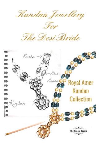 Kundan Jewellery For The Desi Bride
