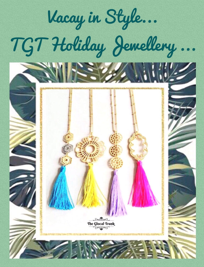 Vacay In Style....TGT Holiday Jewellery!