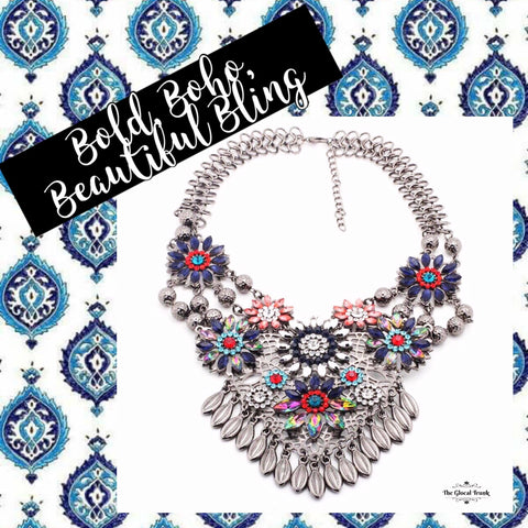 Boho, Bold, Beautiful Bling!