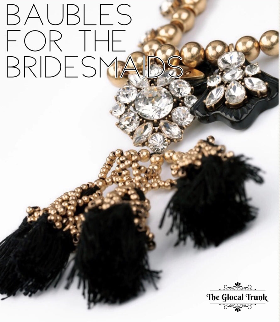 Baubles for the Bridesmaids