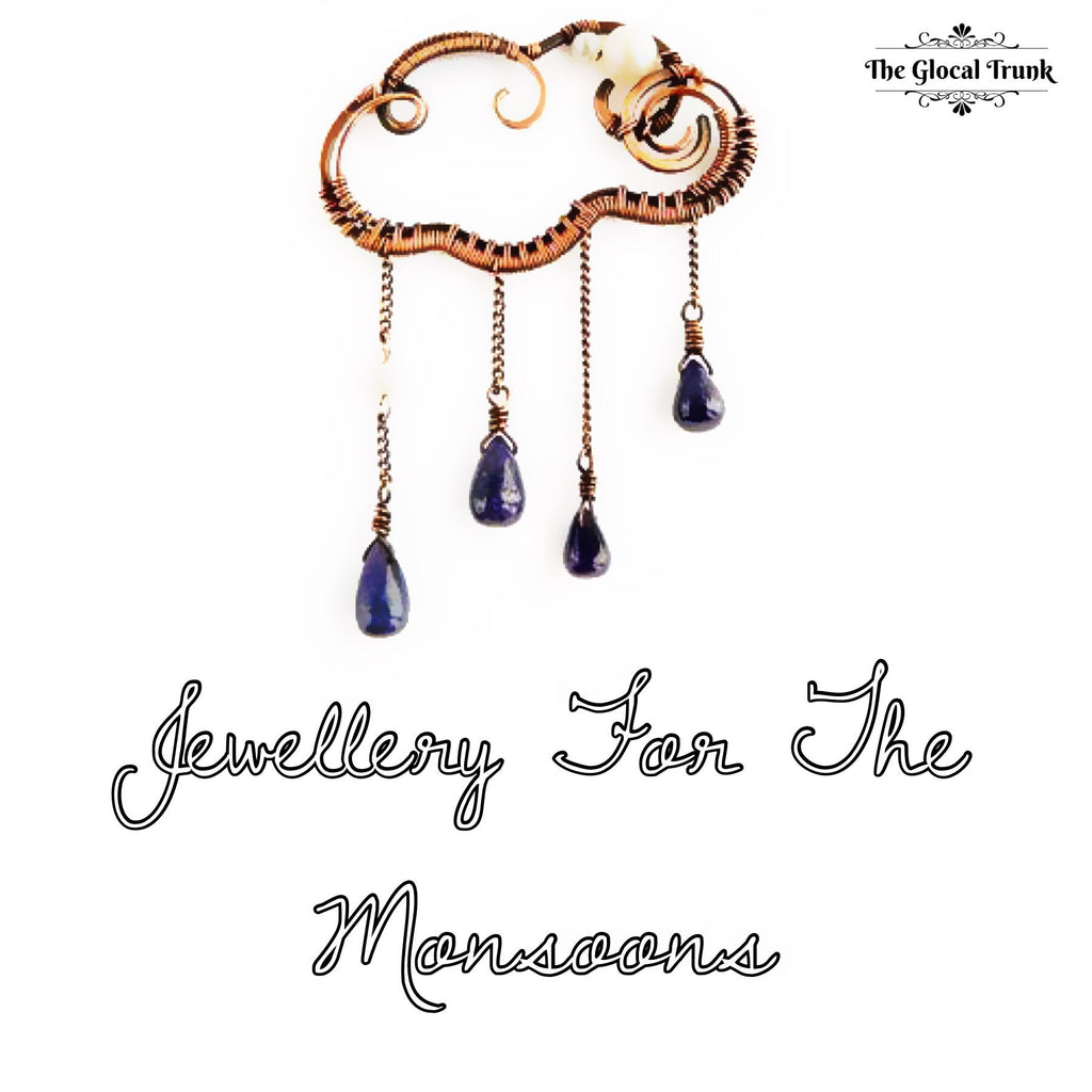Go Modish in the Monsoons with Jewellery
