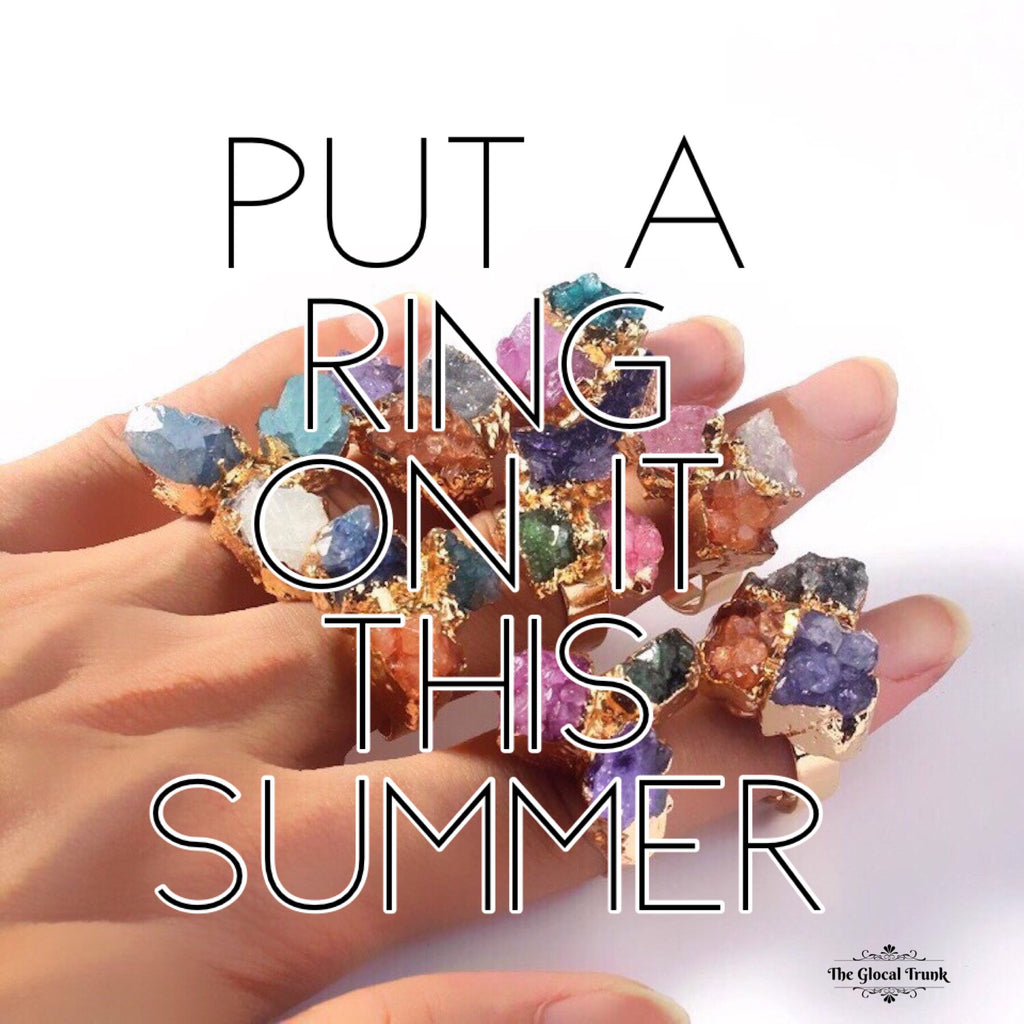 Put a Ring On It This Summer