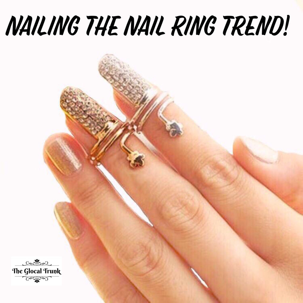 Nailing The Nail Ring Trend