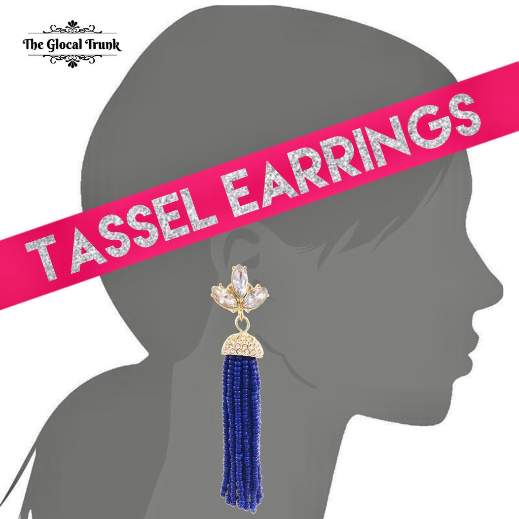 Tassel Earrings: The Trend That's Here To Stay!