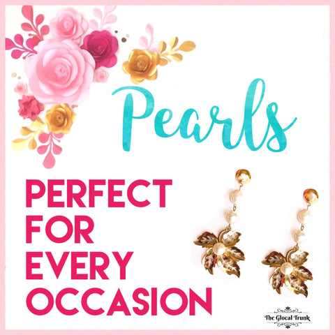 Pearls: Perfect For Every Occasion