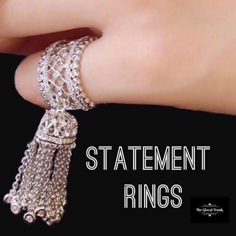 If You Like It, Put A Statement Ring On It!