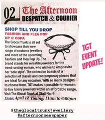 The Glocal Trunk in Afternoon Newspaper