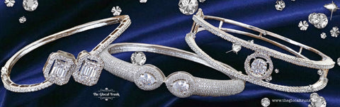 Buy Cz & American Diamond Jewellery Online