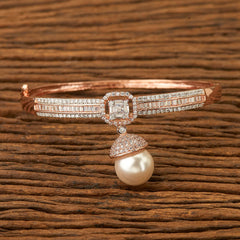 Buy Pearl and Rose Gold Kadas Online