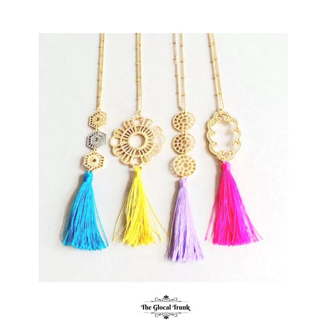 https://www.theglocaltrunk.com/products/multicolour-pop-tassel-necklaces