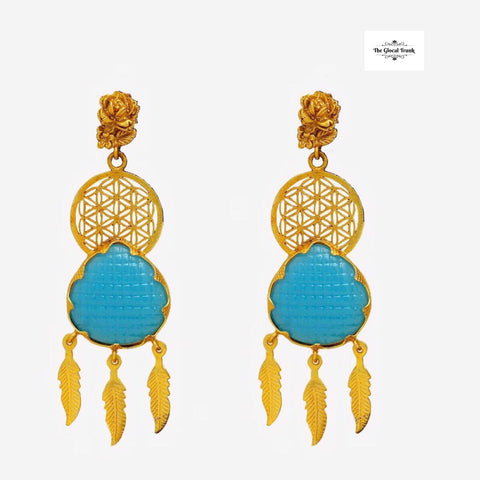 https://www.theglocaltrunk.com/products/valencia-cut-work-filigree-danglers
