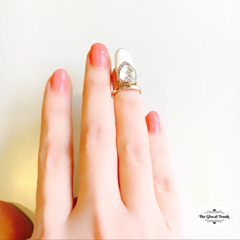 https://www.theglocaltrunk.com/products/heart-nail-ring-rose-gold