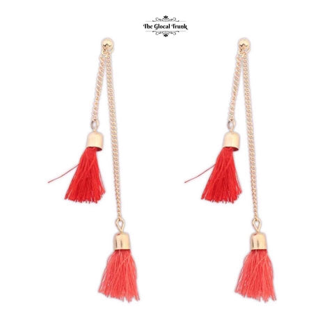 https://www.theglocaltrunk.com/products/tassel-me-on-shaded-tassel-earrings-red-peach