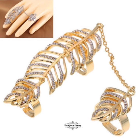 https://www.theglocaltrunk.com/products/feather-chain-duo-ring-gold