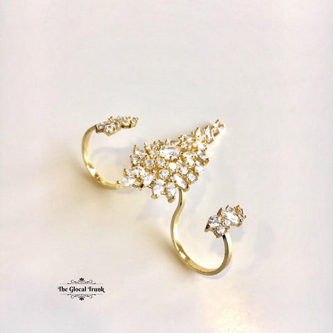 https://www.theglocaltrunk.com/products/droplets-crystal-double-ring