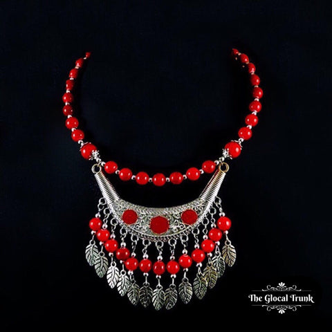 https://www.theglocaltrunk.com/products/bohemian-rose-tribal-choker