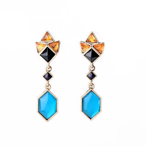 Accent Dangler Earrings