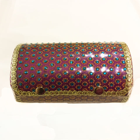 Bangle Box Purple
