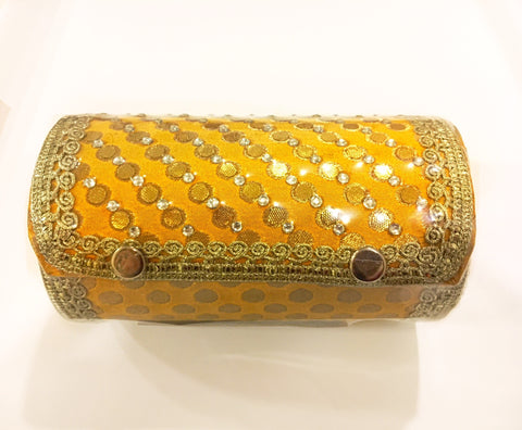 Bangle Box Yellow
