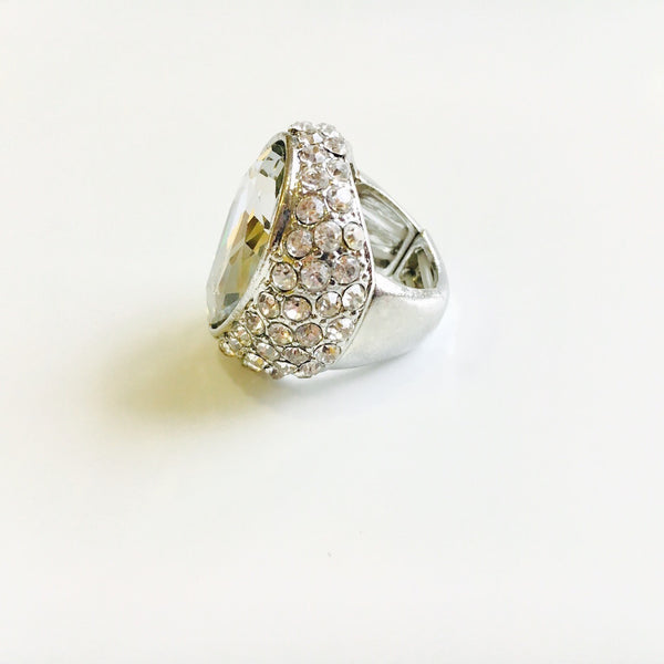 Bedazzle Stretch Ring