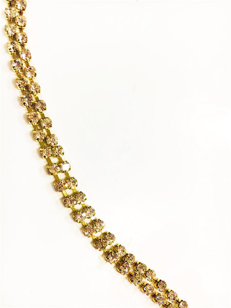 Diamanté Waist Chain