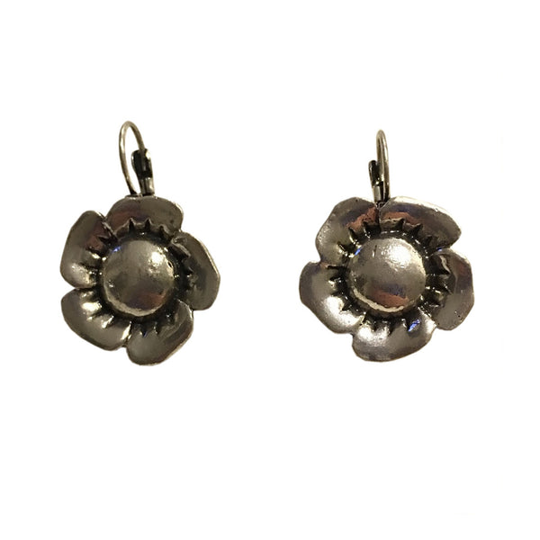Ethnic Flora Mini Floral Earrings