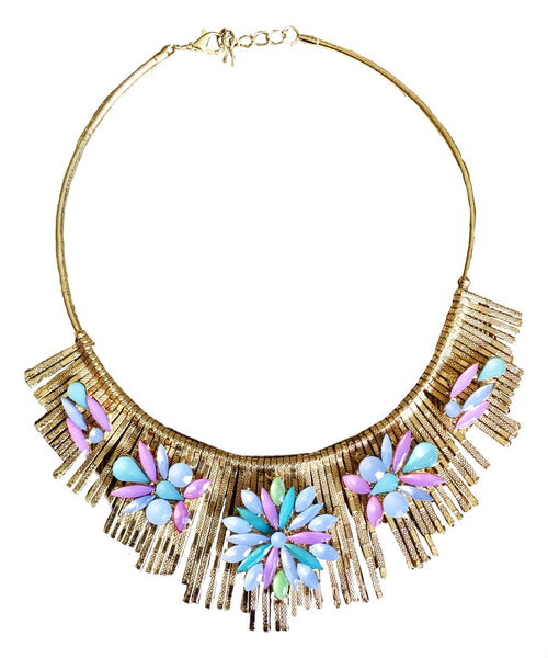 FOREVER SUMMER PRINCESS NECKLACE