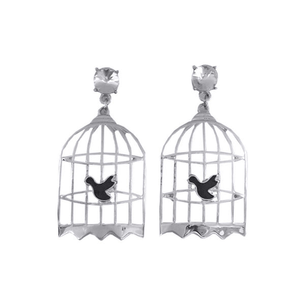 Free Nature Dangler Earrings