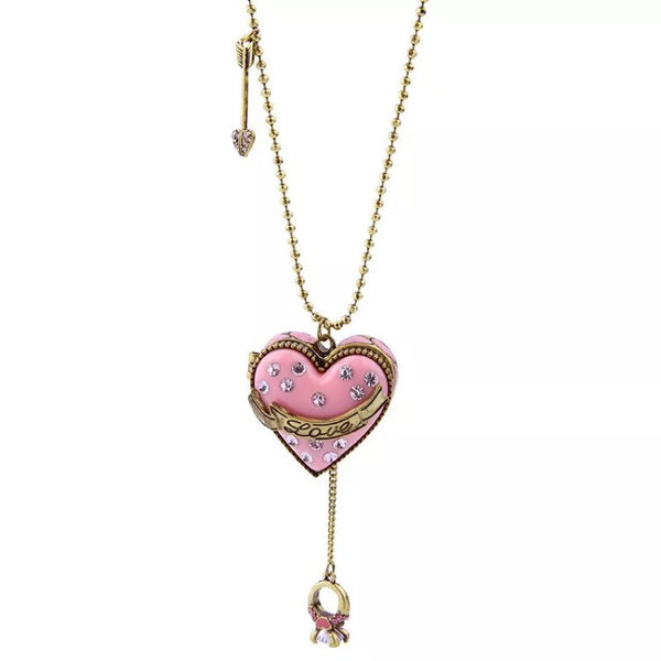 Heart Chain Locket