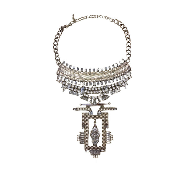 Helen Statement Princess Necklace