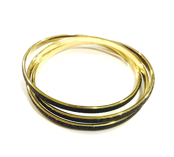 Intertwine 3 In 1 Bangles