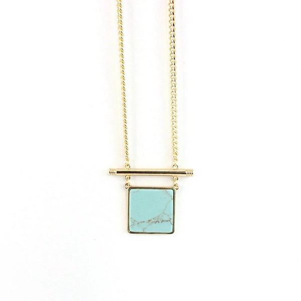 Marbella Structured Necklace