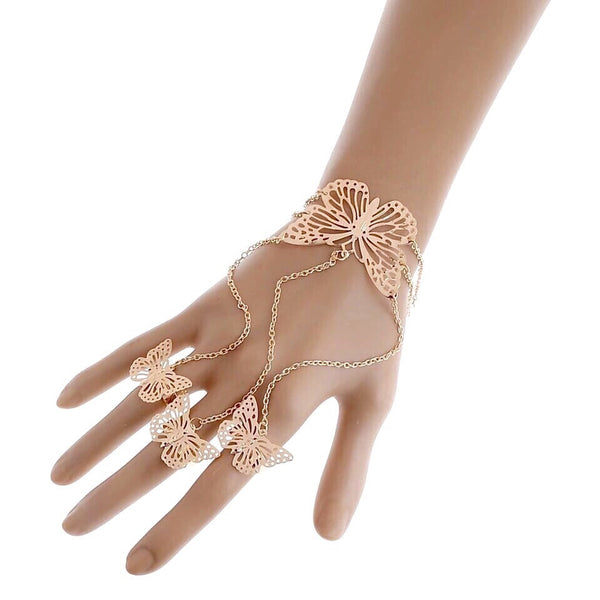 Mystique Butterfly Hand Harness