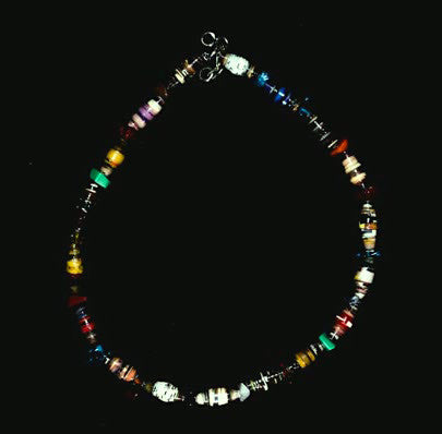 MULTICOLOURED NECKLACE MID