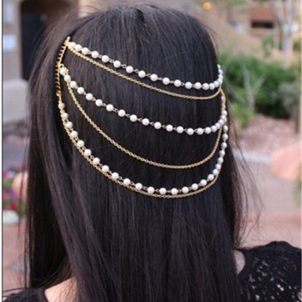 Pearl Promise Hair Accessory